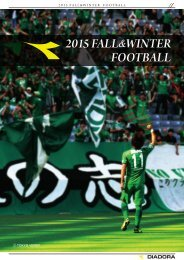 2015 FALL&WINTER FOOTBALL