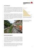 Steinschlag-Barrieren und TECCO - Geobrugg AG - Seite 3
