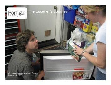 The Listener's Journey