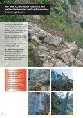 Informieren Sie sich in unseren neuen ... - Geobrugg AG - Seite 2