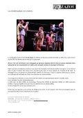 Spectacle musical tout public pour adultes et enfants à partir de 6 ans - Page 5