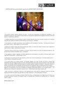 Spectacle musical tout public pour adultes et enfants à partir de 6 ans - Page 6