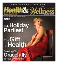 ' \' - l ess - Southwest Florida's Health and Wellness Magazine