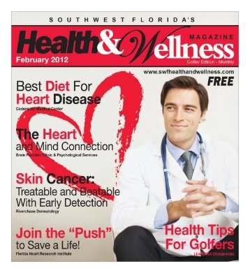 February - Southwest Florida's Health and Wellness Magazine