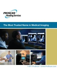 The Most Trusted Name in Medical Imaging