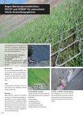 Gegen Naturgefahren: Geobrugg-Systeme ... - Geobrugg AG - Seite 6