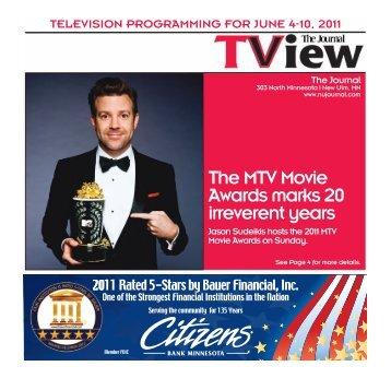 The MTV Movie Awards marks 20 irreverent years