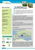2nd Newsletter - Sweethanol EU - Page 2