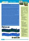 2nd Newsletter - Sweethanol EU - Page 6