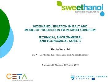 CETA - Sweethanol EU