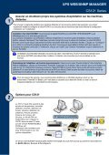 UPS WEB/SNMP MANAGER CS121 Series - Page 2