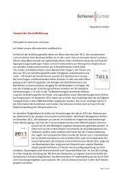 Schienen Control Newsletter 2/2012