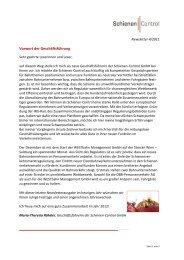 Schienen Control Newsletter 4/2011