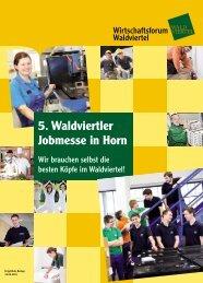 Jobmesse Horn_150919