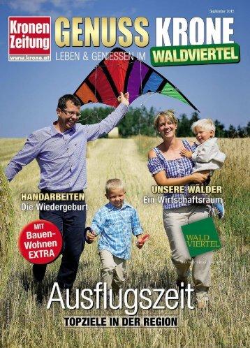 Genuss Krone Waldviertel_150925