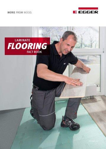 EGGER Laminate Flooring Fact Book DE