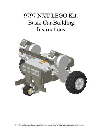 Lego Mindstorm nxt 9797 manual