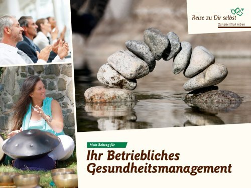 Firmenbroschüre von Katrin Unterberg