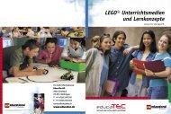 LEGO® Unterrichtsmedien und Lernkonzepte