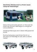 details am camp-let concorde und savanne - Freizeit & Caravan - Page 3