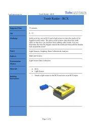 9797 NXT LEGO Kit Basic Car Building Instructions