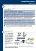 UPS WEB/SNMP MANAGER Serie CS121 - Page 2