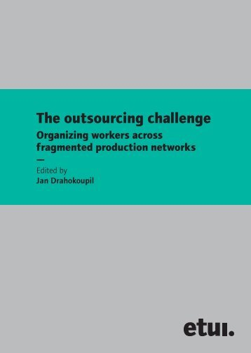 The outsourcing challenge