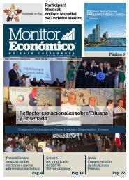 Reflectores nacionales sobre Tijuana y Ensenada