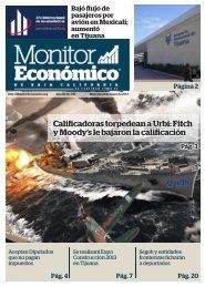 Calificadoras torpedean a Urbi Fitch y Moody's le bajaron la calificación