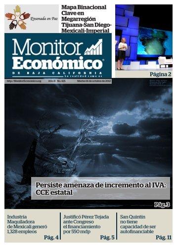 CCE estatal