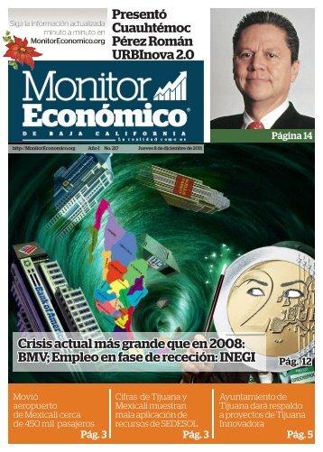 Crisis actual más grande que en 2008 - MonitorEconomico.org