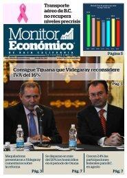 Consigue Tijuana que Videgaray reconsidere IVA del 16%