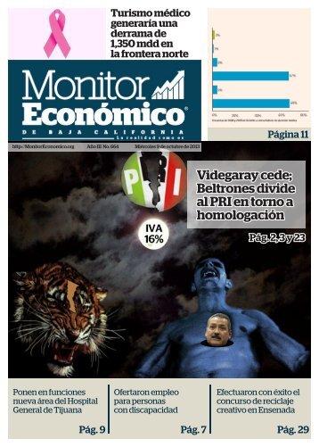 Videgaray cede Beltrones divide al PRI en torno a homologación