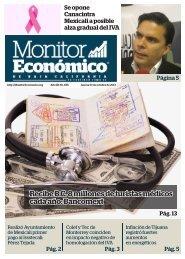 Recibe B.C 8 millones de turistas médicos cada año Bancomext