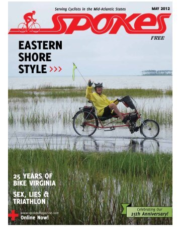 May 2012 ~8MB - Spokes Magazine