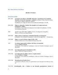 Productividad - Centro de Estudios Estratégicos para el Desarrollo