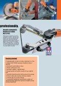 Broušení a leštění pro profesionály v oblasti ušlechtilé oceli - Page 3
