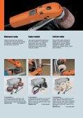 Broušení a leštění pro profesionály v oblasti ušlechtilé oceli - Page 5