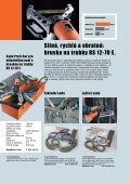 Broušení a leštění pro profesionály v oblasti ušlechtilé oceli - Page 7