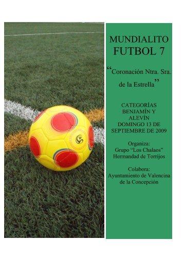 """FUTBOL 7 """"Coronación Estrella"""""""