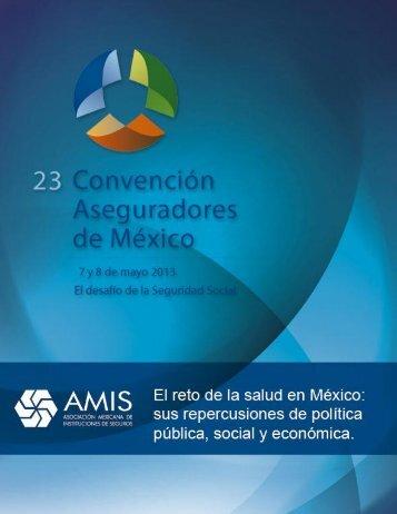El reto de la salud en México - Amis
