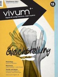 Vivum 13 | GLEICHSTELLUNG