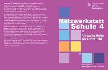 Download der Broschüre als pdf-Datei - Pädagogische Institut