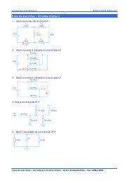 Associação mista de resistores 2 - Clube da Eletrônica