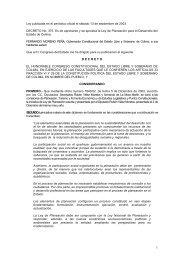 Ley de Planeación para el Desarrollo del Estado de Colima