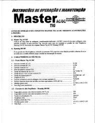 MasterTIG 300 AC/DC - Eutectic