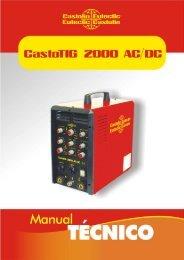 CastoTIG 2000 AC/DC - Eutectic