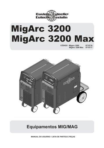 MigArc 3200 MigArc 3200 Max