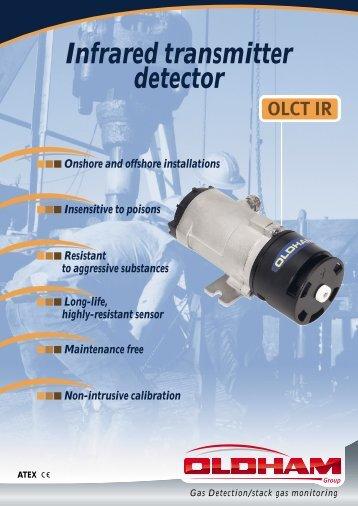 Infrared transmitter detector