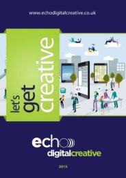 echo 2014-2015 brochure